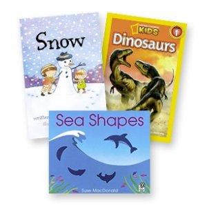 ScholasticGrades K-2 国际主题书籍50本