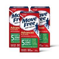 Move Free MSM关节止疼款 120粒*3瓶 (绿瓶)