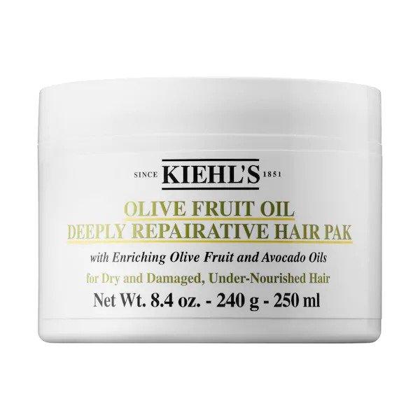 橄榄果油发膜