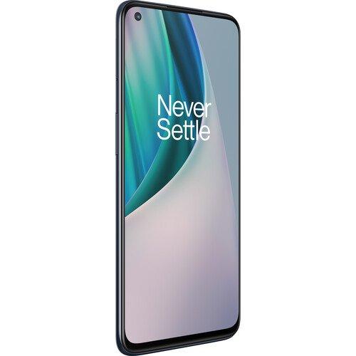 """Nord N10 5G 智能手机, 6.5""""挖孔屏+四摄系统"""