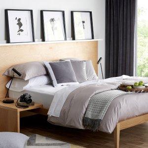 低至7.4折 $44.95起LE GERMAIN HÔTELS 舒适床品 5星级品质 安稳入眠