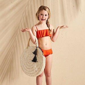 低至3.3折 $9.9收露肩上衣儿童夏日服饰油壶,婴儿到大童款全都有