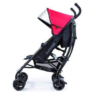 5折 $64.97 (原价$129)史低价:Summer Infant 3D Lite 超轻婴儿推车 必入热卖款