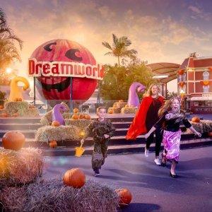 一日通票低至$49 游两大乐园Dreamworld 澳洲最大主题公园门票热卖