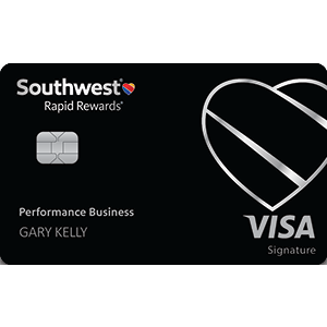 Earn 70,000 PointsSouthwest Rapid Rewards® Performance Business Credit Card