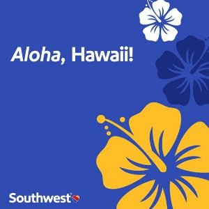 西南航空开通夏威夷航线预告:价格猛降 以后加州飞到夏威夷会更便宜
