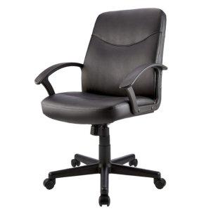 $39.99Brenton Studio 黑色皮革转椅