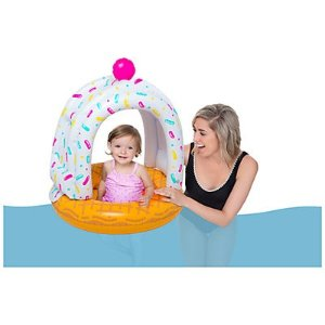 Big Mouth Ice Cream Cone Canopy Lil Float