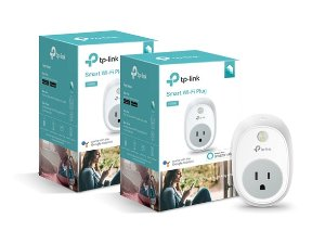 $29.992x TP-LINK HS100 Wi-Fi Smart Plug Open-box