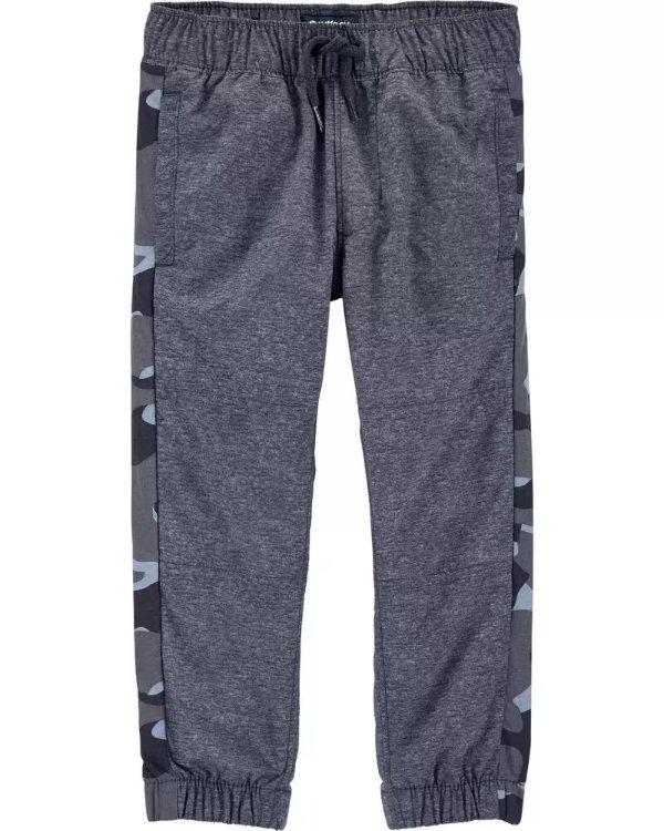 男小童运动裤