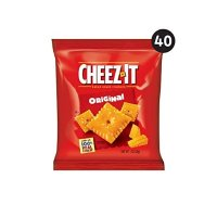 Cheez-it 芝士酥脆小饼干 原味 40袋装