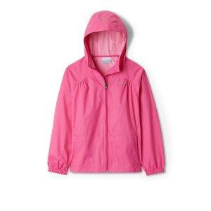 低至3.5折+ 额外8.5折 防雨外套$11+折扣升级:Columbia官网儿童户外服饰精选促销 好价收棉服外套