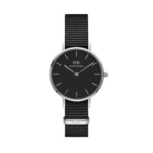 Daniel WellingtonPetite Cornwall 28 Silver (Black)