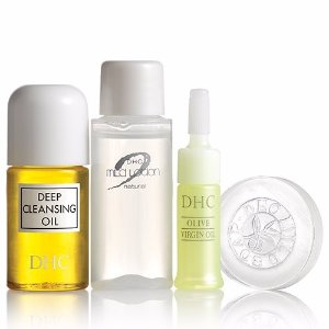 Dealmoon Singles Day Exclusive! FREEOlive Oil Essentials Travel Set! Pay on shipping fee $4.50 @ DHC