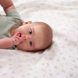 送Aden + Anais 婴儿纱布包巾Best Buy 现有婴儿用品大促销  满$100再送好礼