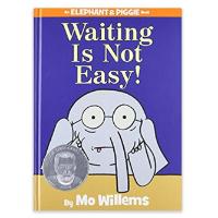 等待真是不容易