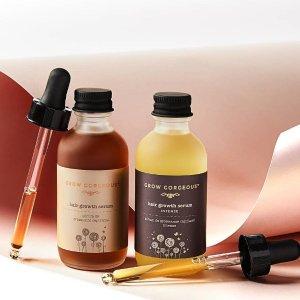 低至7折+送好礼SkinCareRx 精选美妆护肤品热卖 收生发精华