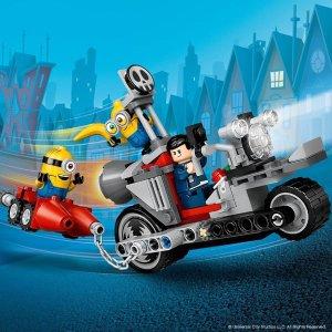 Lego停不下来的追逐 75549 | 小黄人系列