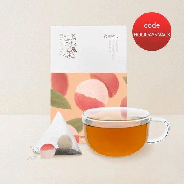 【中国直邮】荔枝红茶 12袋