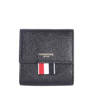 Thom BrowneLogo Tri-Stripe Wallet