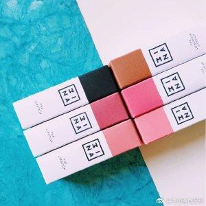 全线3免1+任意组合LF 暖冬精选品牌闪促,英国新生代彩妆3INA 缎光唇膏仅¥36