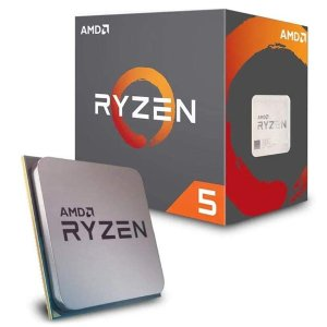 AMD Ryzen 5 2600 Processor with Wraith Stealth Cooler