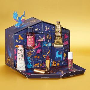 售价€39.95+包邮新品上市:Yves Rocher 2020圣诞日历来啦 24件单品超划算