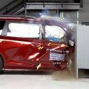 开这款车的朋友千万注意最新IIHS 热门Minivan商务车副驾安全测试结果出炉