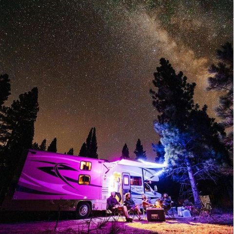 As low as $45Domestic RV Rentals This Season
