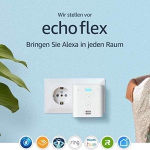 即将截止:Echo Flex 智能迷你音箱 黑五6.7折特价 带Alexa语音助手