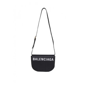 Balenciaga线上折扣logo单肩包