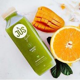 $66 包邮即将截止:Jus by Julie 两日12瓶清肠果汁套餐 + 6个免费果汁小样