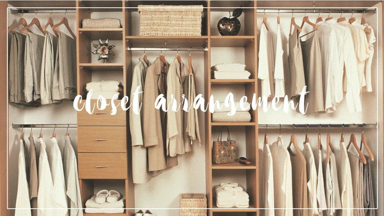 15项专业收纳小tips,让你的衣柜更加整齐美观能装!