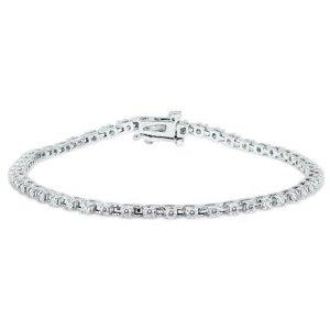 1克拉钻石手链