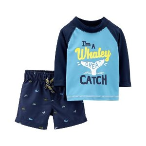 95df4a59cf Kids Swimwear @ Carter's 50% Off - Dealmoon