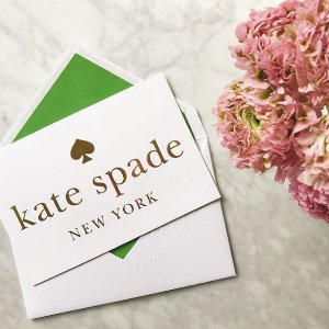 Extended: Up to 75% Off + 10% Off Your Order of $150Flash Sale @ Kate Spade