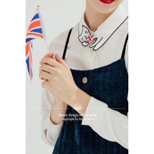 满£200立减£30英国人爱猫衬衫
