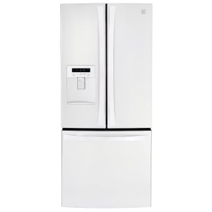 Kenmore Elite Kenmore Elite 71322 21.8 cu. ft. French Door Refrigerator – White