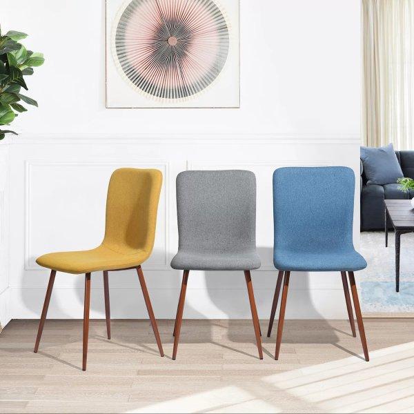 Yarnell软垫餐椅 4件