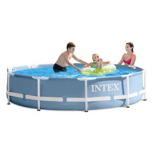 $81.66起 清凉一夏限今天:Intex 框架式户外戏水泳池 一日特卖