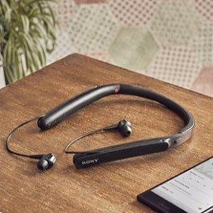 $349(原价$399)圣诞送什么:Sony WI-1000X 无线降噪立体声耳机