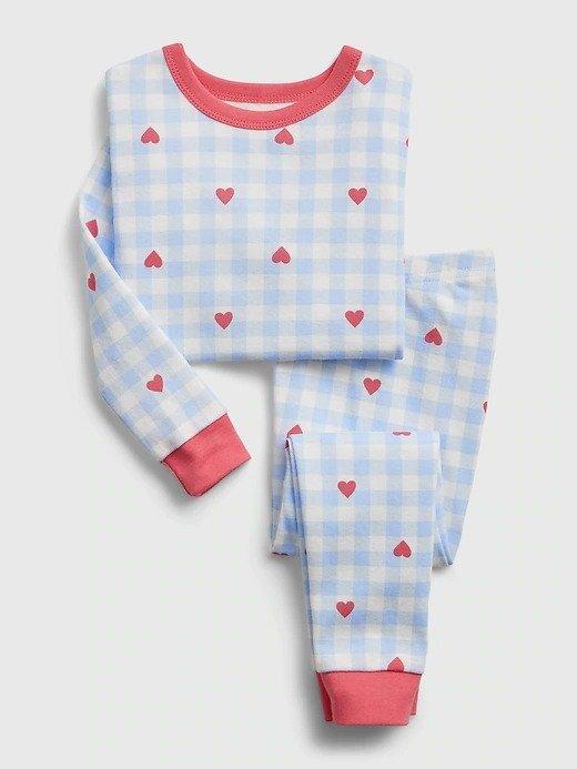 有机棉家居服套装