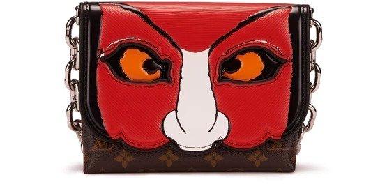 Pochette Kabuki 链条包