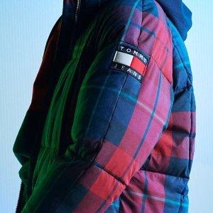 立享6折折扣升级:Tommy Hilfiger 男女秋冬外套、配件、鞋优惠