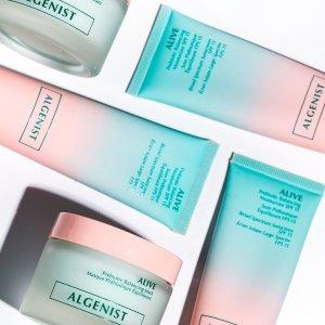 现价$60 (价值$78)Algenist 现有排毒防护面霜面膜两件套超值热卖