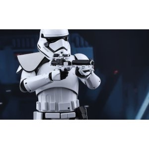 Star WarsCoupon Code: LEADSQUAD18First Order Stormtrooper Squad Leader Sixth Scale
