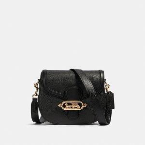 Coach$15 Off $150Jade Saddle Bag
