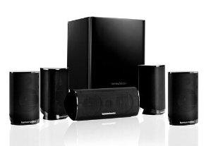$129.99Refurbished Harman Kardon HKTS 9 5.1-Channel Home Theater Speaker System