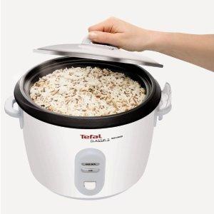 5.8折 €39.99(原价€68.99)Tefal RK1011 电饭锅热促 轻松做出喷香的米饭