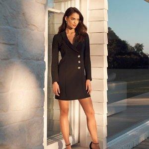 低至5折+额外8折 轻熟优雅风限今天:Forever new 全场美衣热卖 新款加入